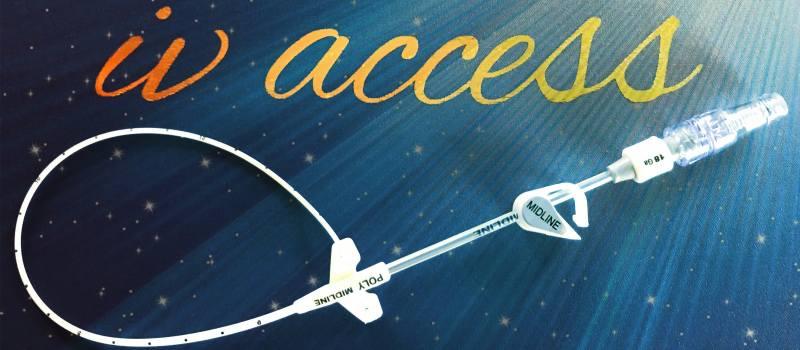 midline-iv-access